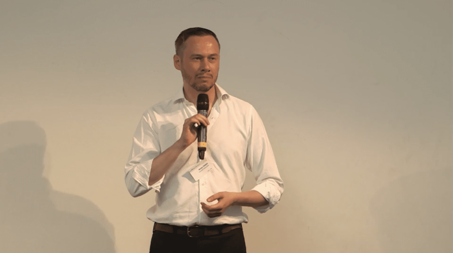 Nicolas Zimmer – Improving city-dwellers' experience: Berlin's innovative eco-system
