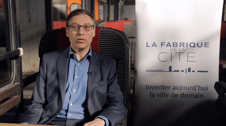 Interview Jérôme Libeskind - La place des petits commerces dans l'organisation des flux de marchandises