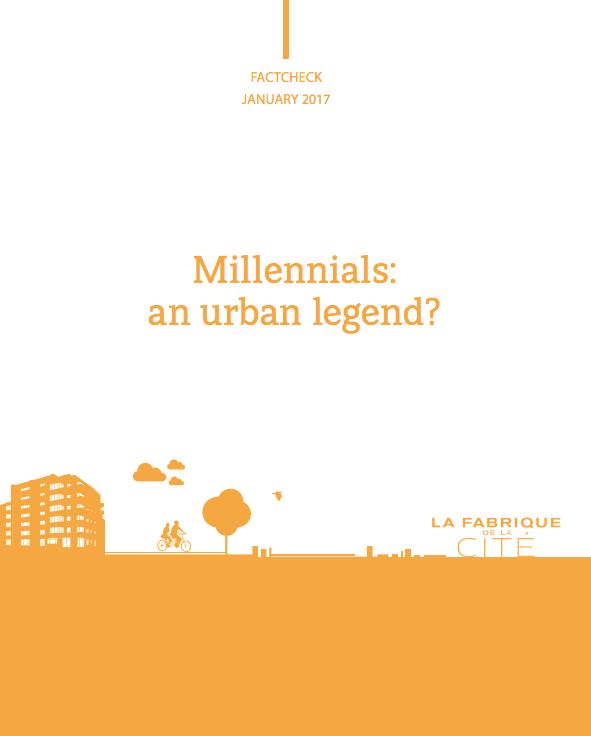 Millennials: an urban legend?