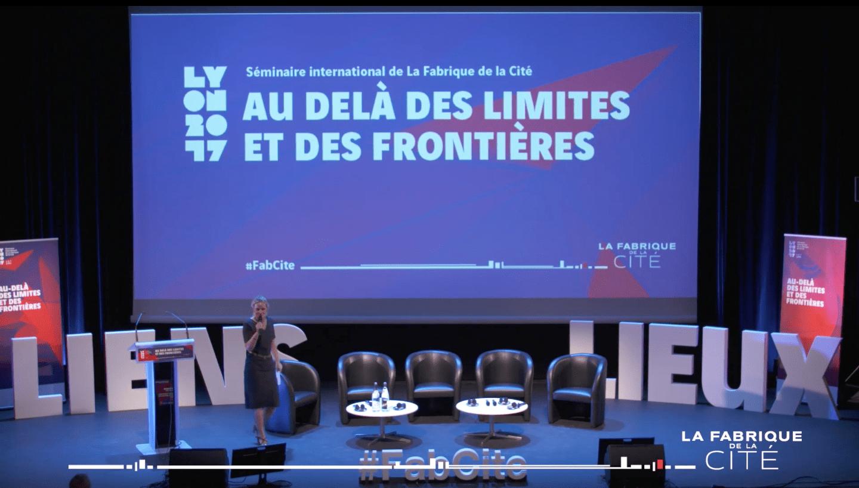 Introduction du Séminaire International de La Fabrique de la Cité 2017