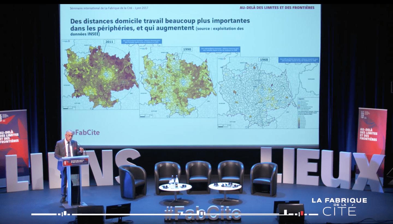 Liens et lieux de la métropole / Connections and Places of the Metropolis