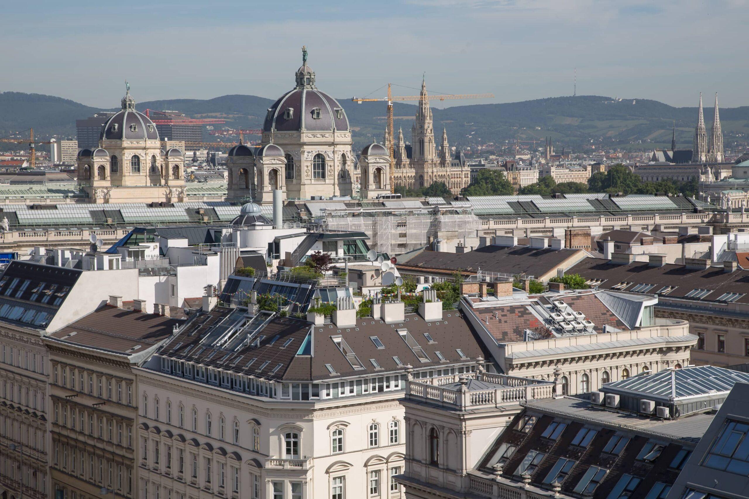 Portrait de ville : Vienne