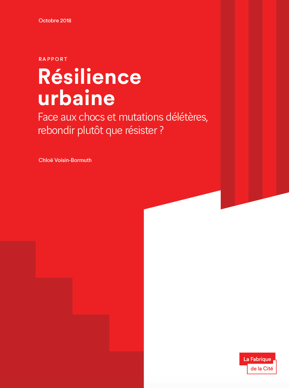 Rapport résilience - La Fabrique de la Cité