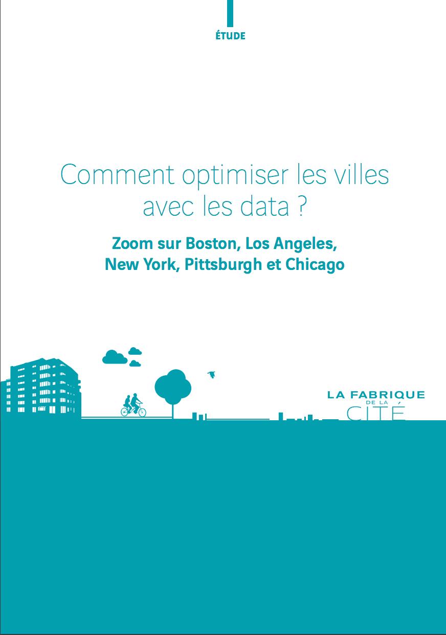 Comment optimiser les villes avec les data ?