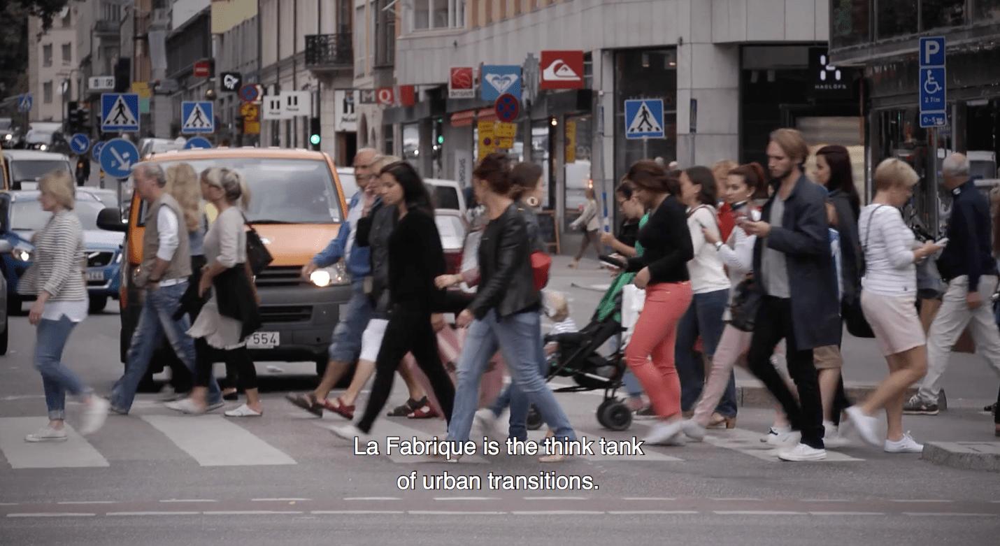 La Fabrique de la Cité, le think tank des transitions urbaines - Video
