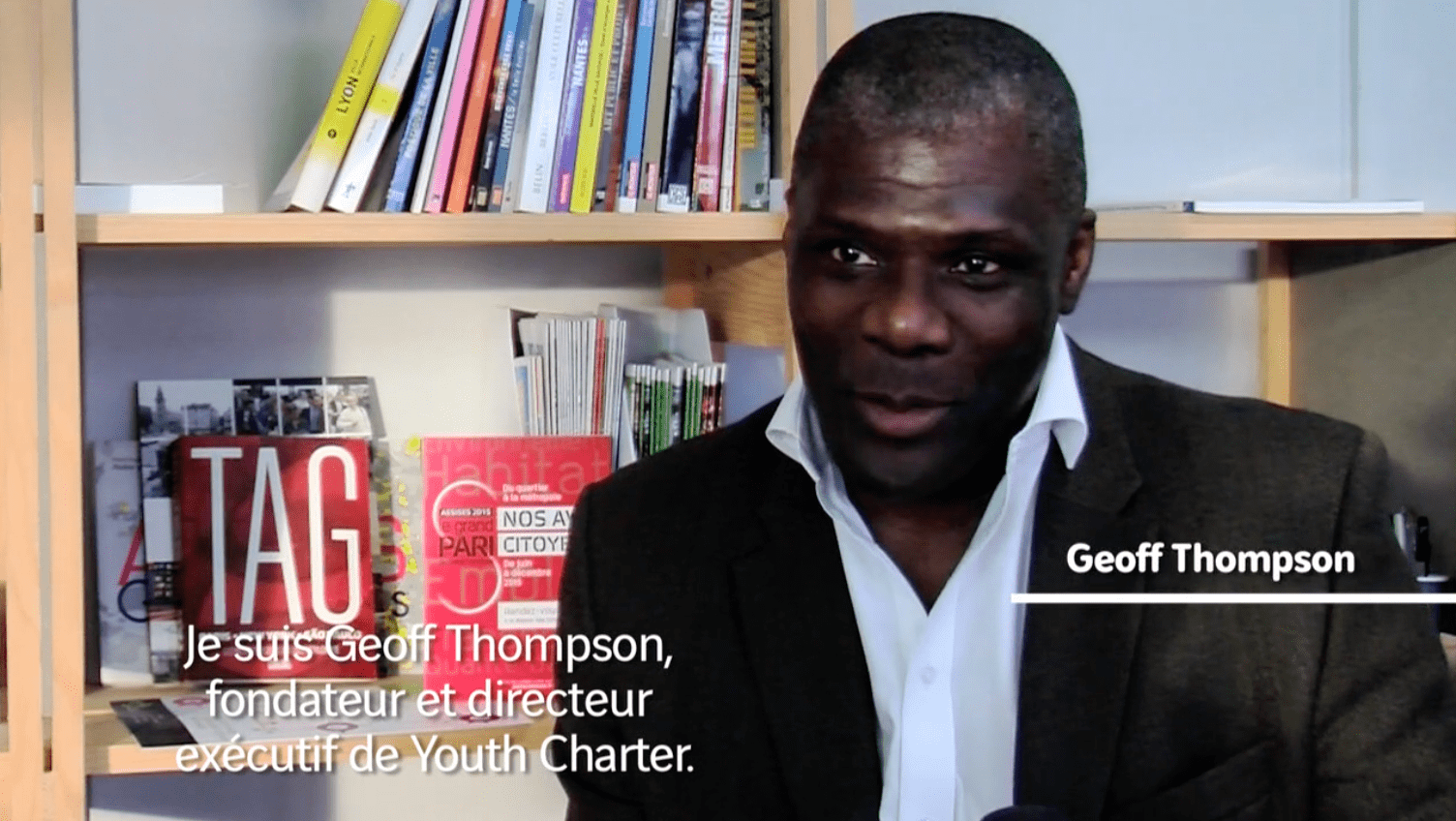 The Future of Public Spaces - Geoff Thompson, Youth Charter
