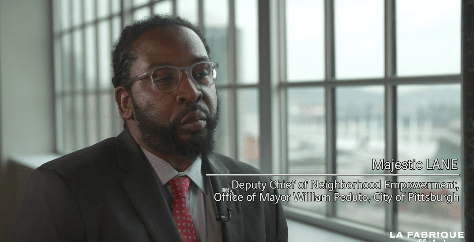 video : Pittsburgh: Local empoyment market, local training and inclusion