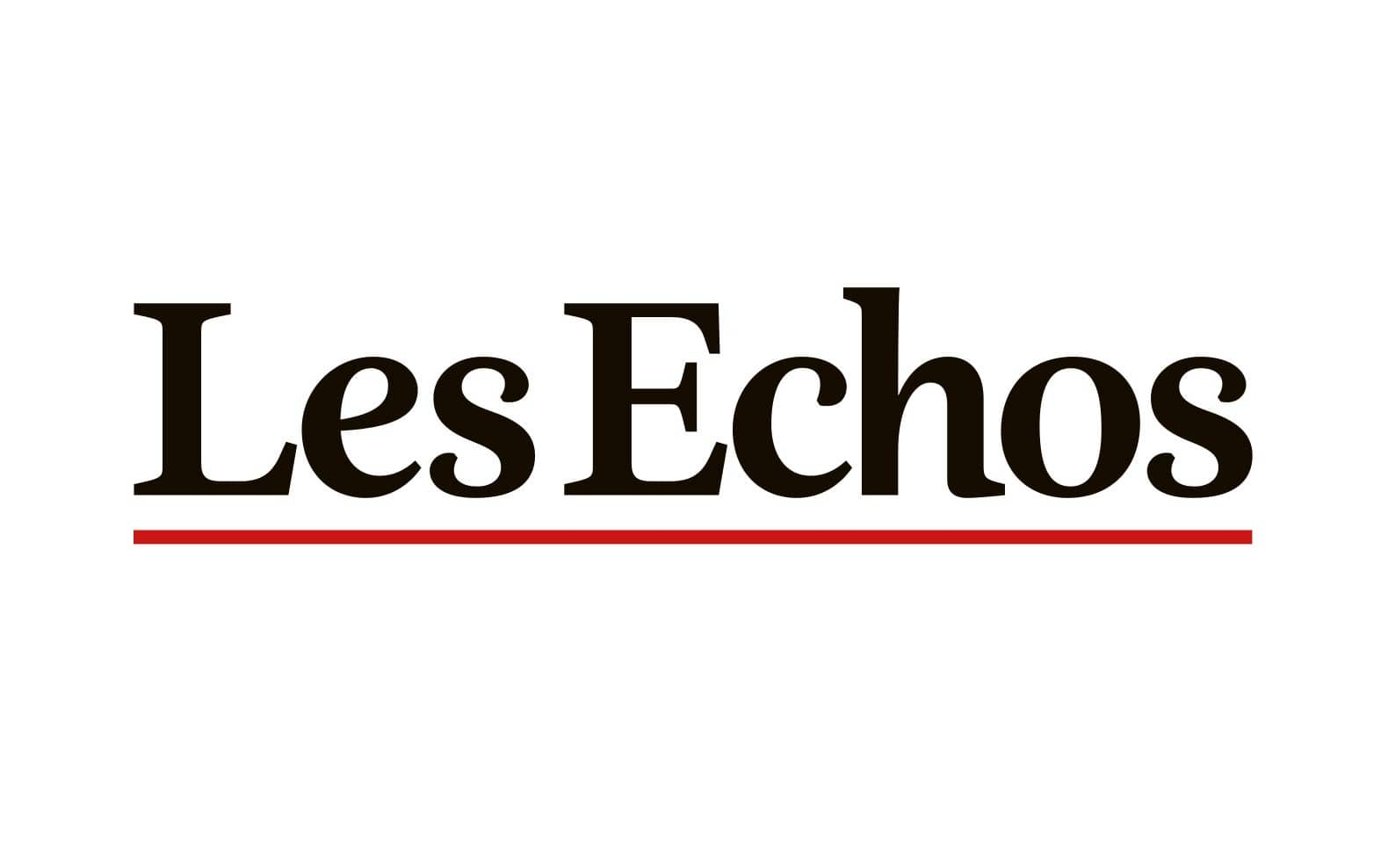 Logo des Échos