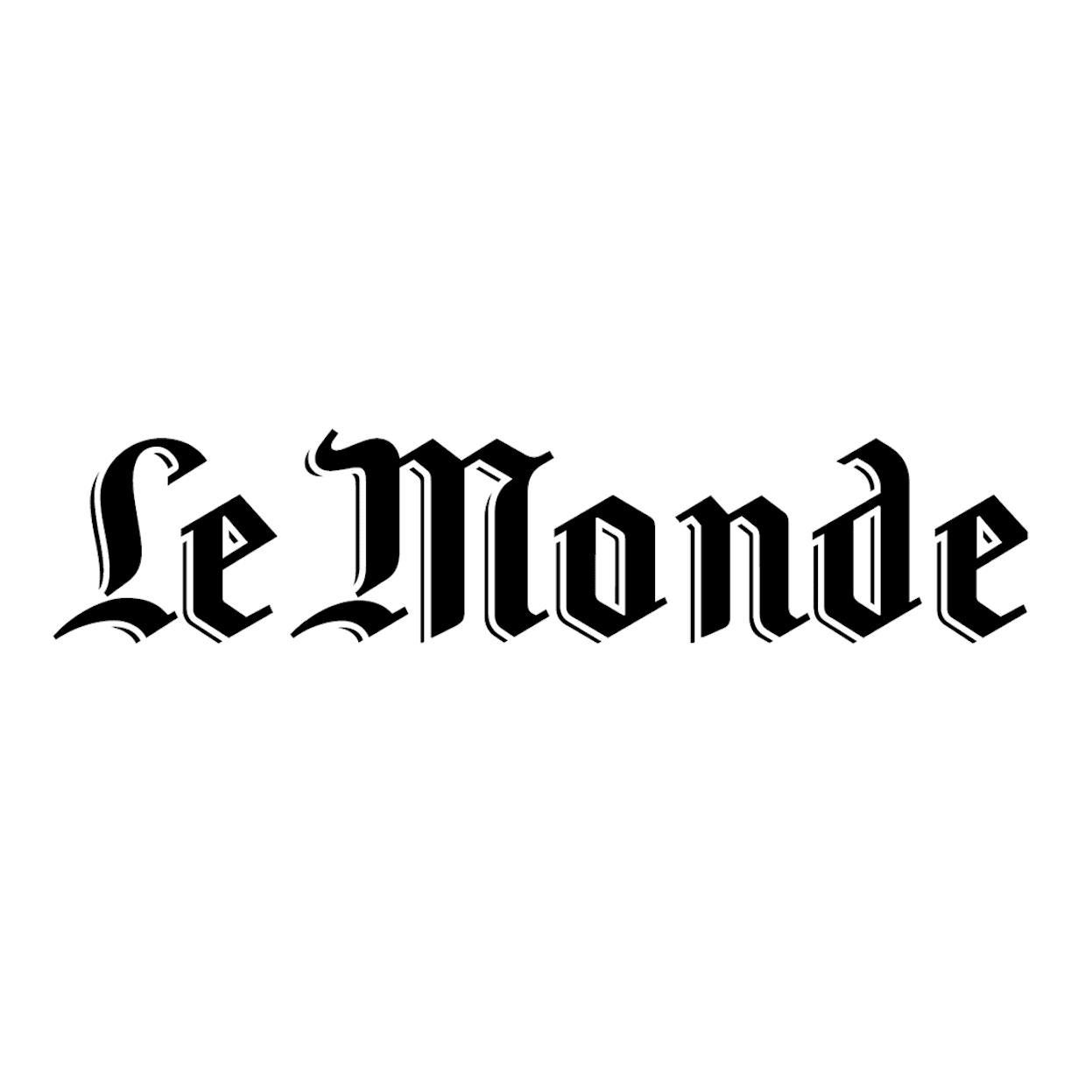 Logo du Monde