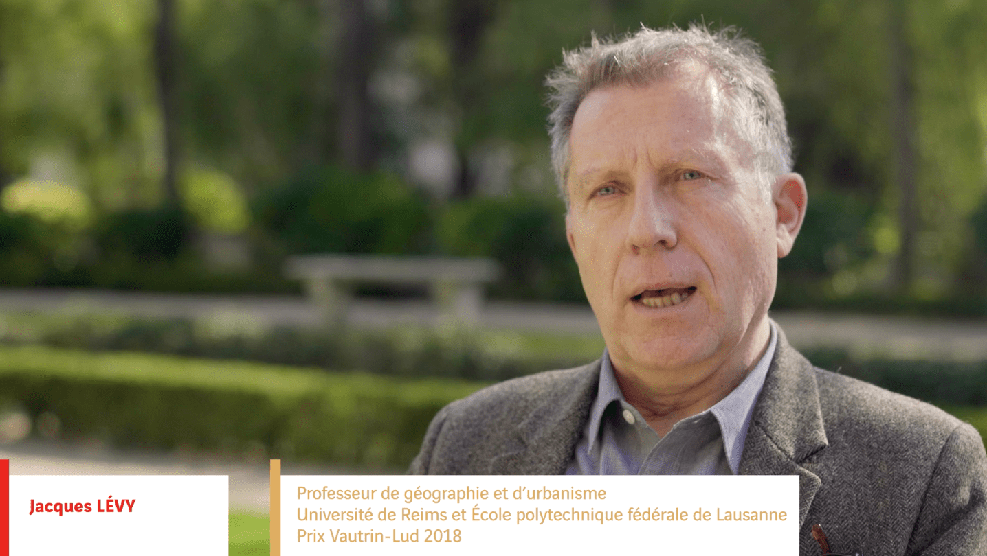 Jacques Lévy – Les Français et les fractures de la mobilité dans les territoires