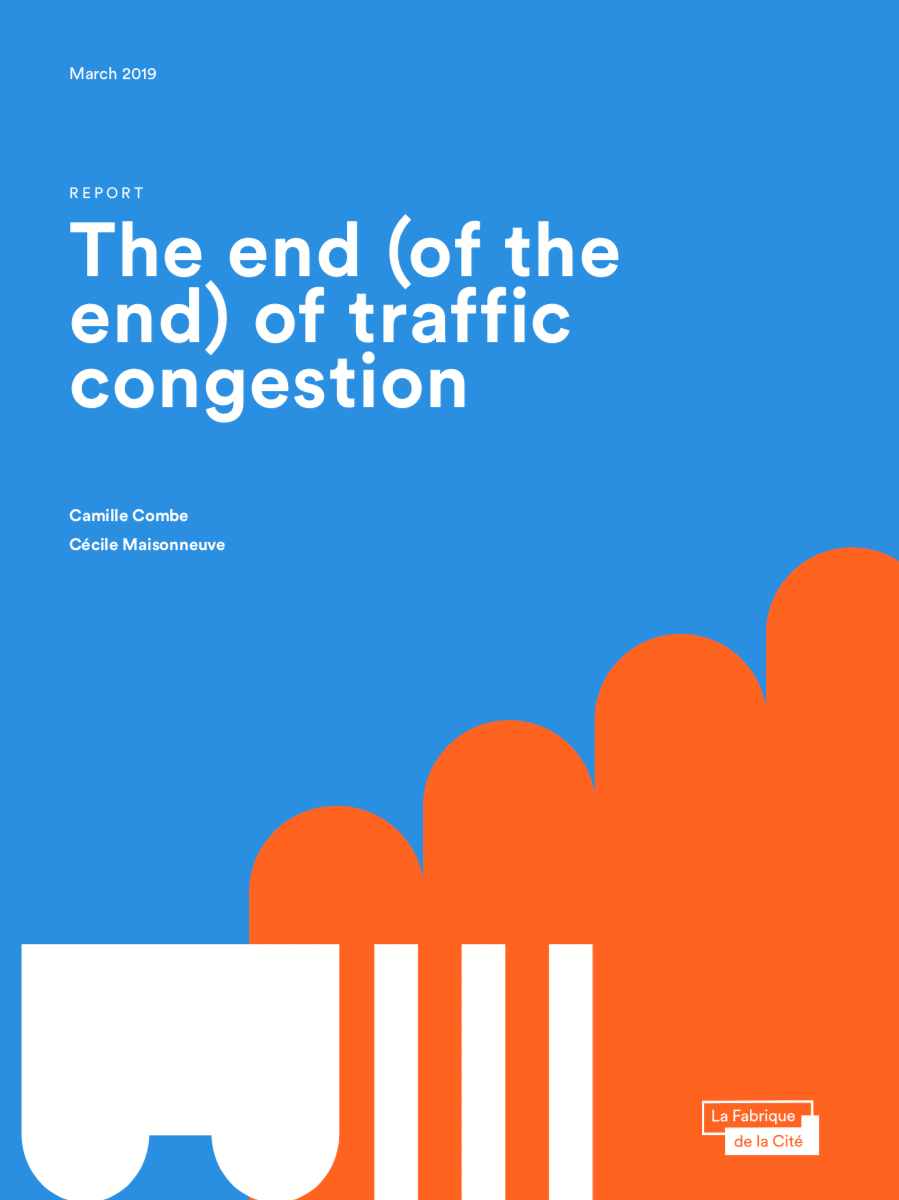The end (of the end) of traffic congestion
