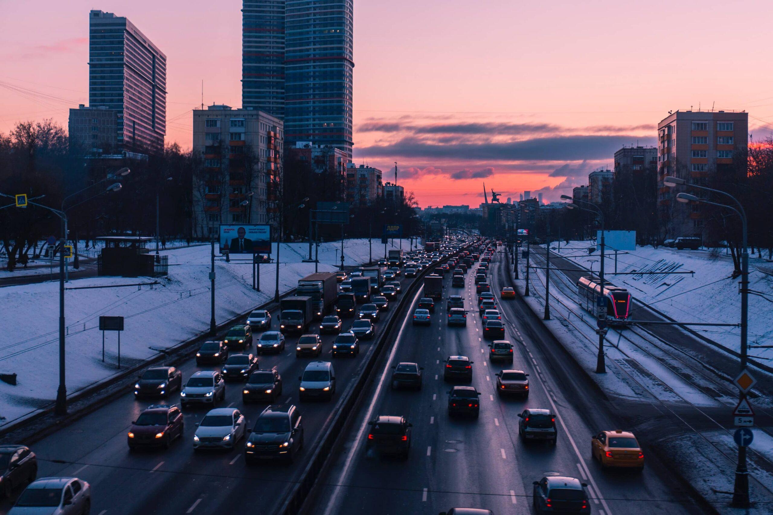 Congestion - Crédits : Alexander Popov