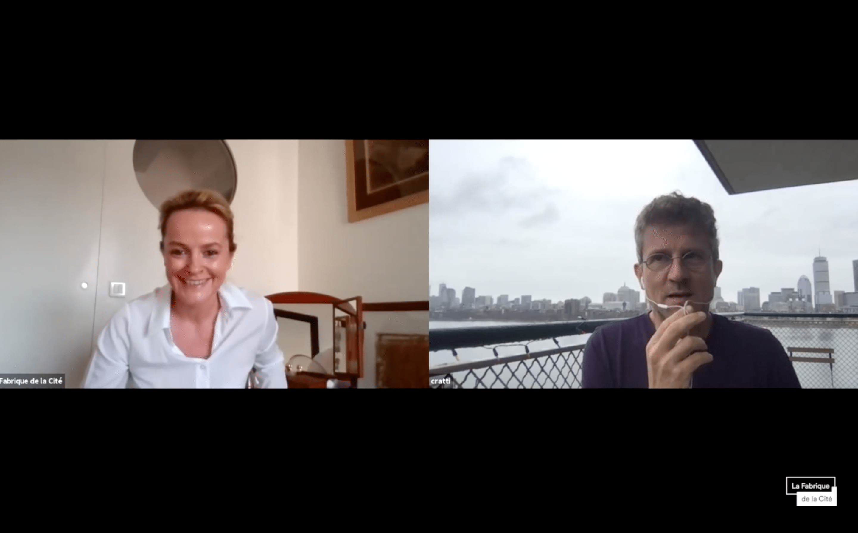 À travers les villes en crise - Cécile Maisonneuve et Carlo Ratti