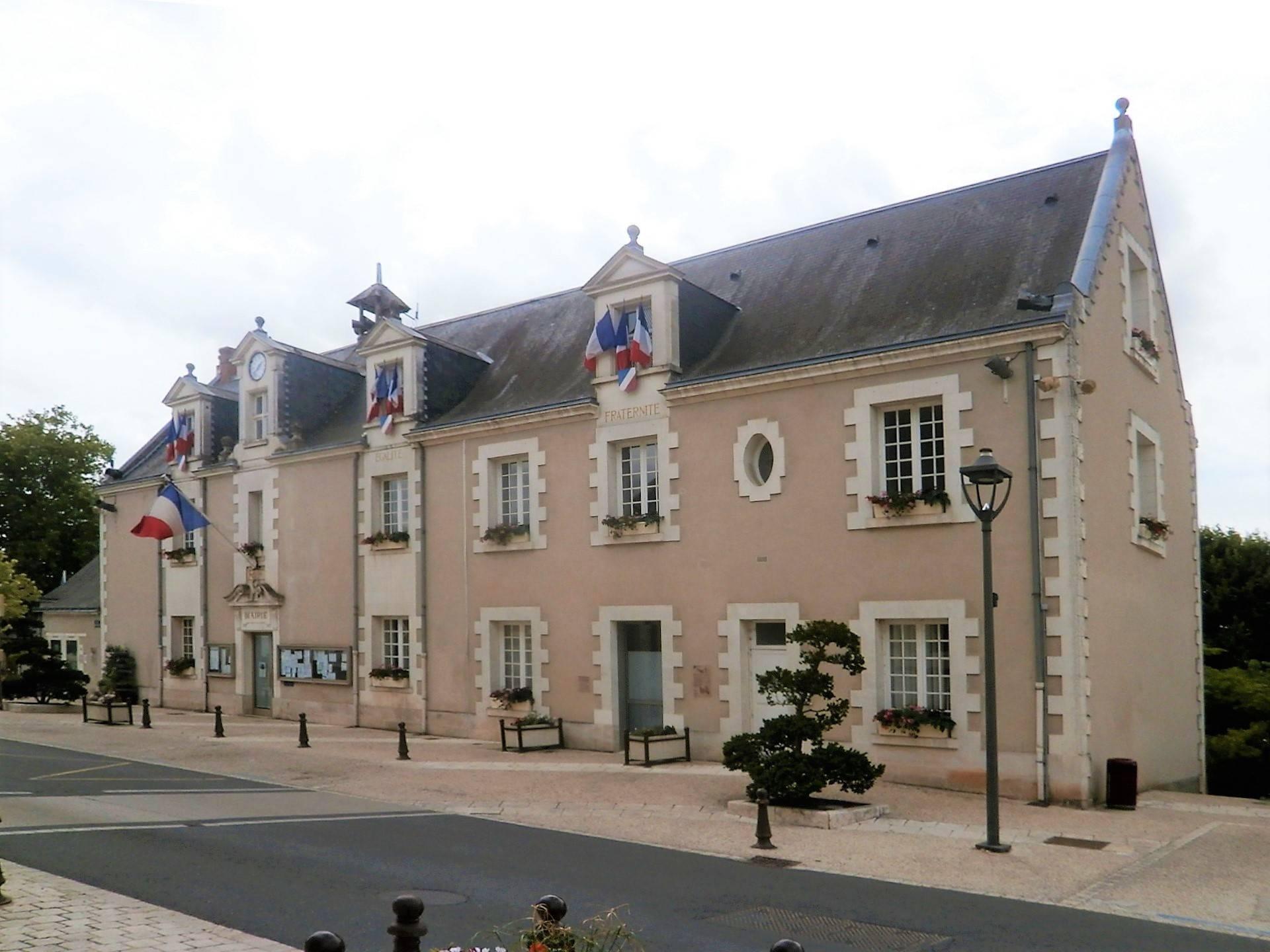 Mairie de Esvres