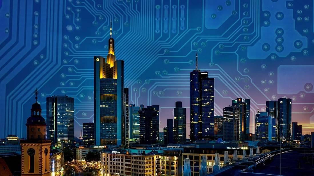 Illustration de la smart city 2