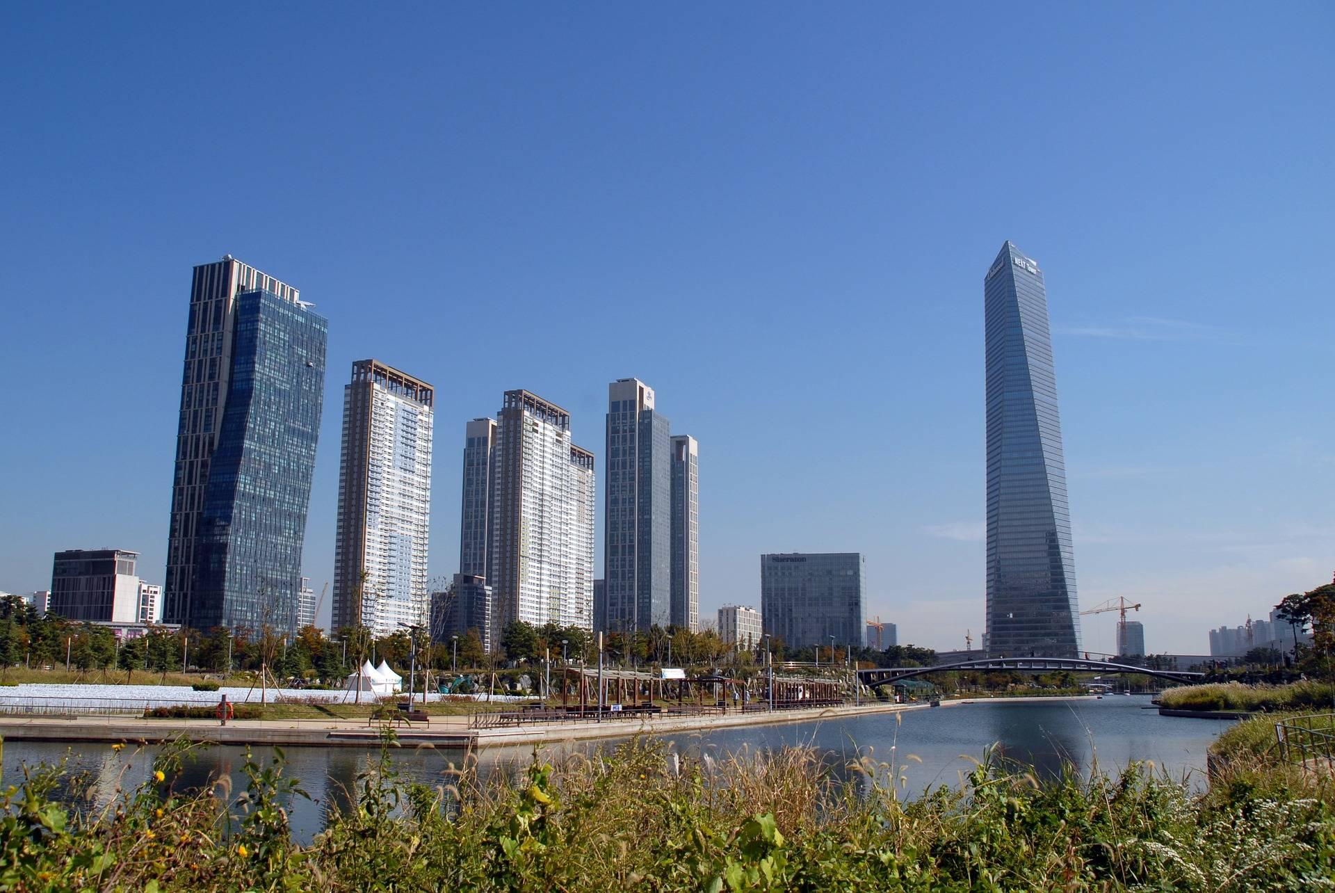 Songdo, Corée du Sud