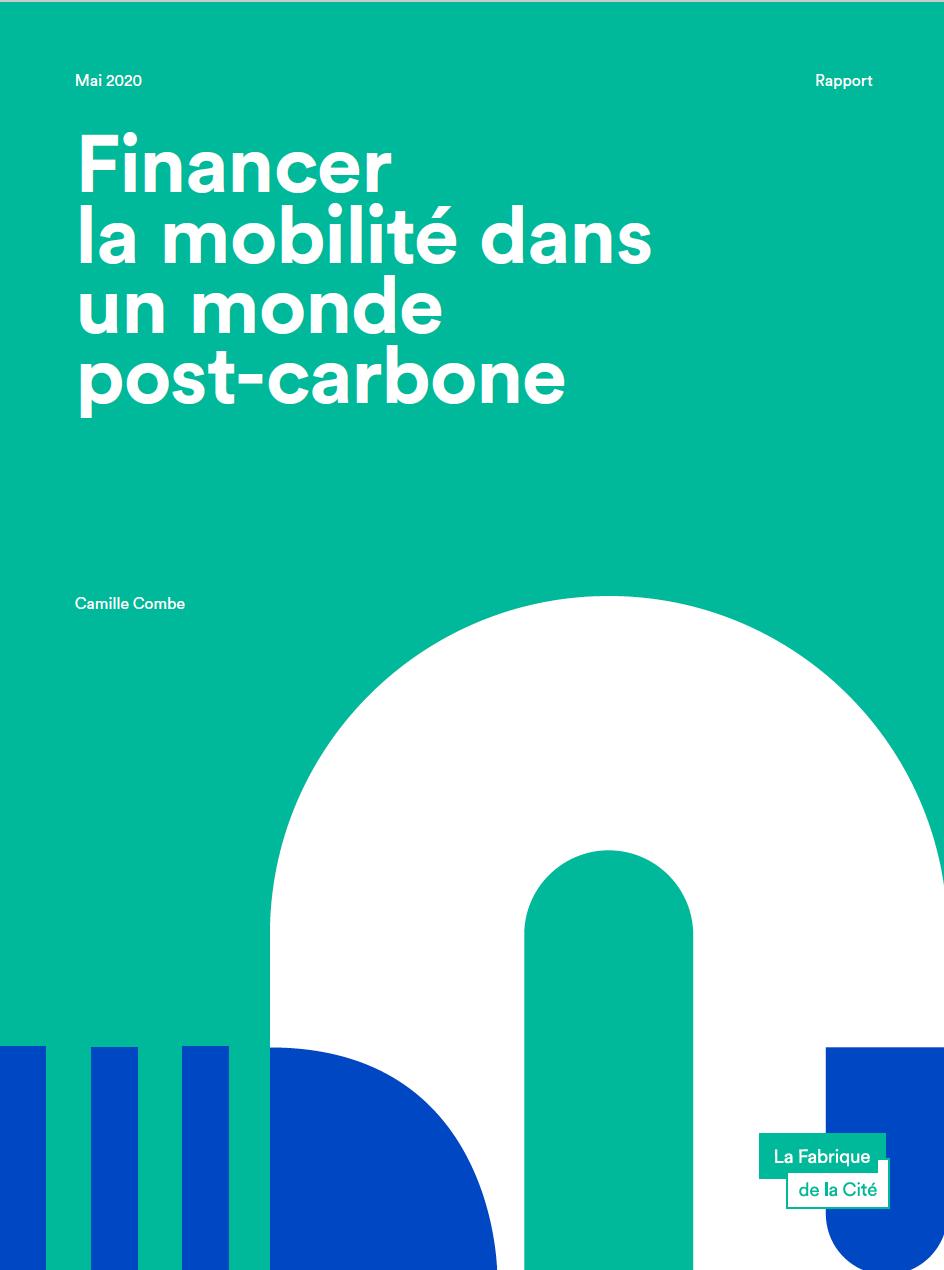 Financer la mobilité dans un monde post-carbone