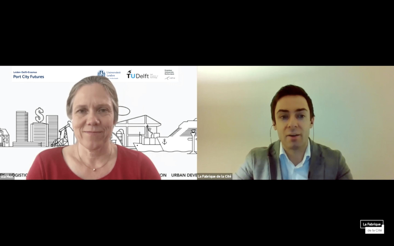 À travers les villes en crise #11 : avec Carola Hein