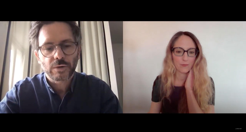 Conférence en ligne de Chloë Voisin-Bormuth pour Leonard