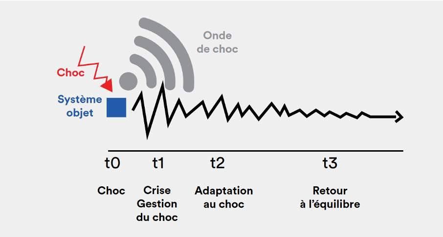 Les temps de la crise : savoir reconnaître et terminer une crise, un enjeu central de résilience