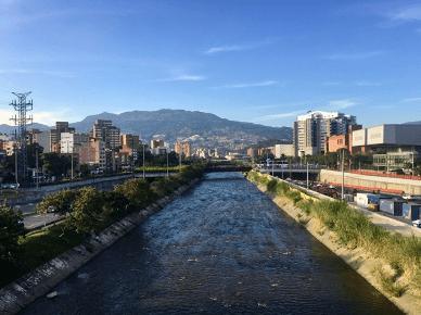 Rio Medellin, Medellin