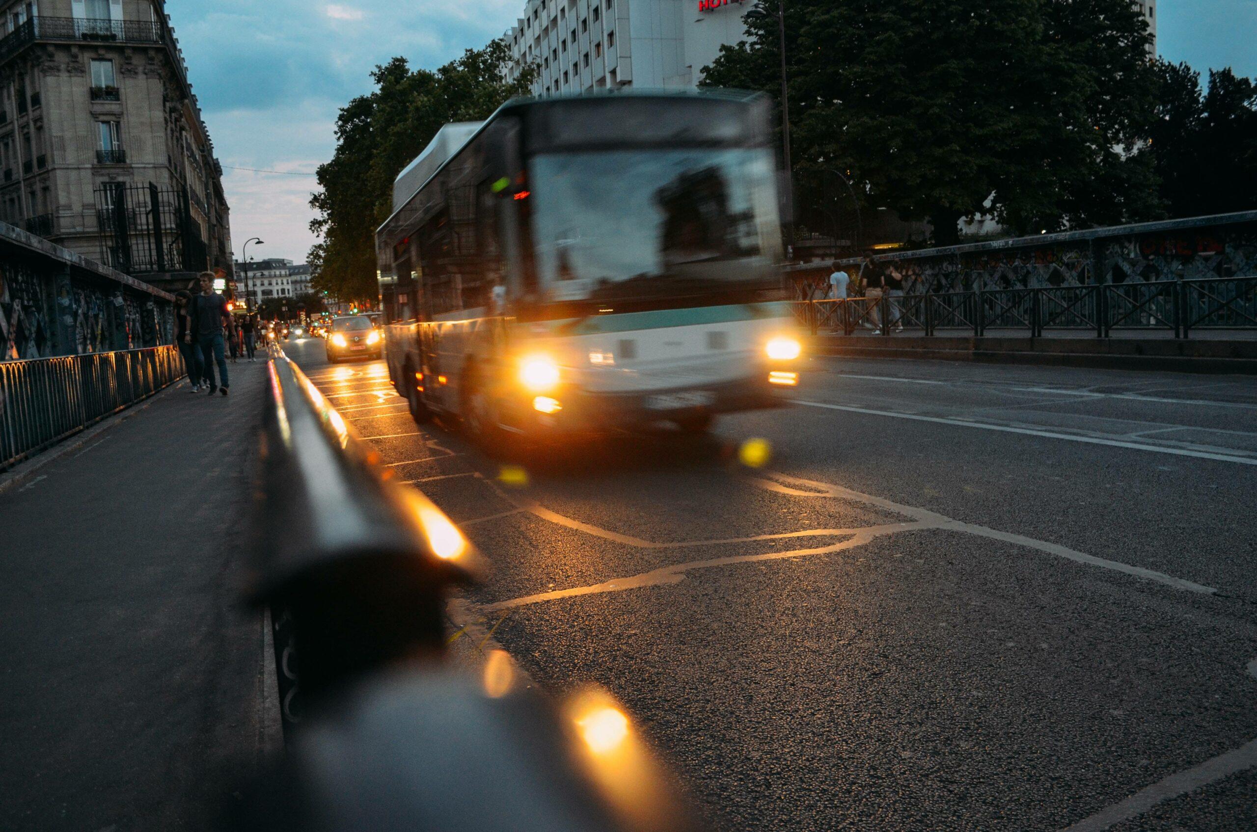 Transport, Paris