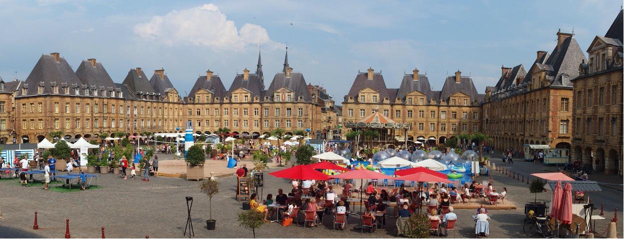 Place Ducale, Charleville-Mézières