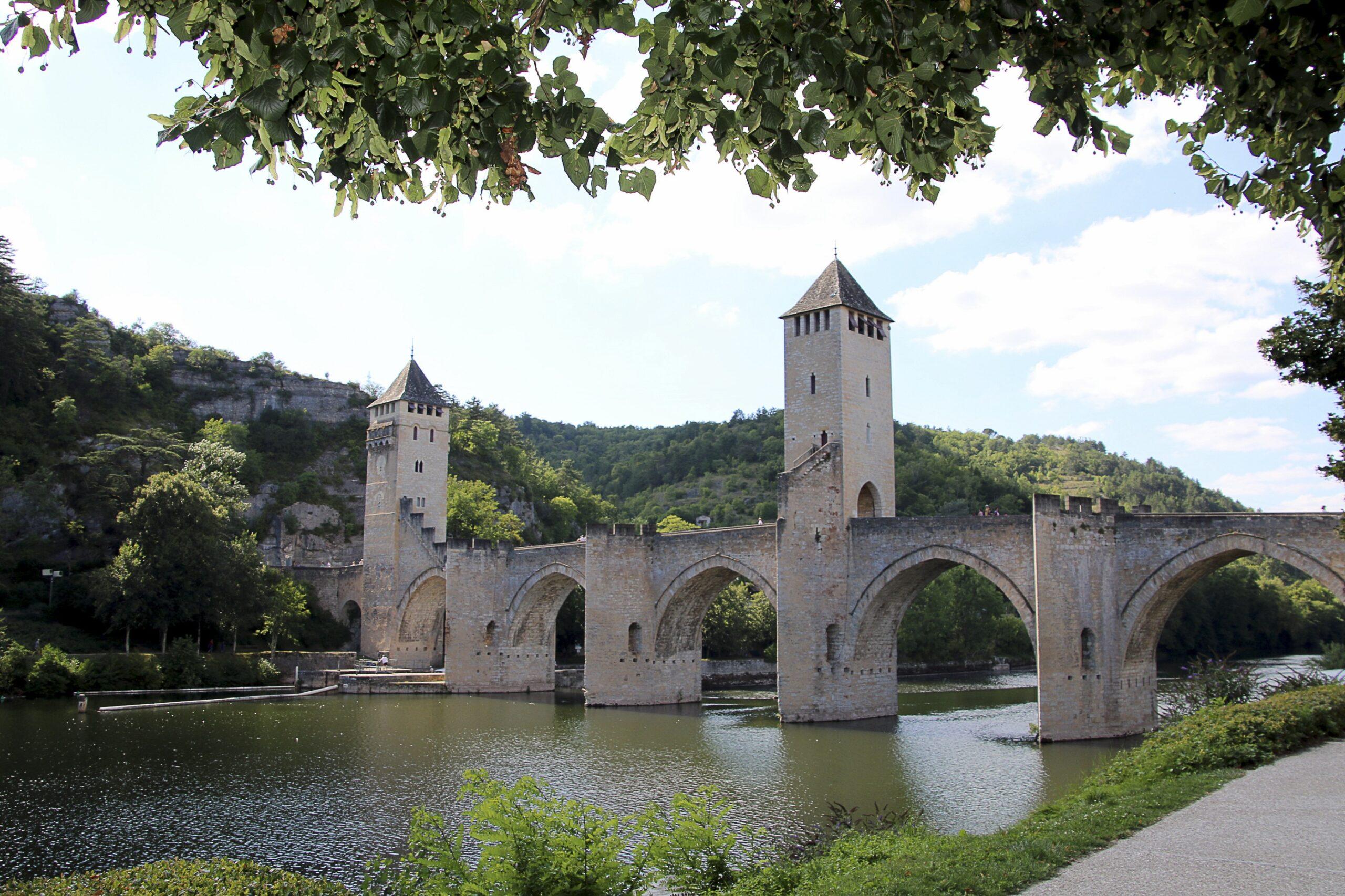 Pont Valentre, Cahors (France)