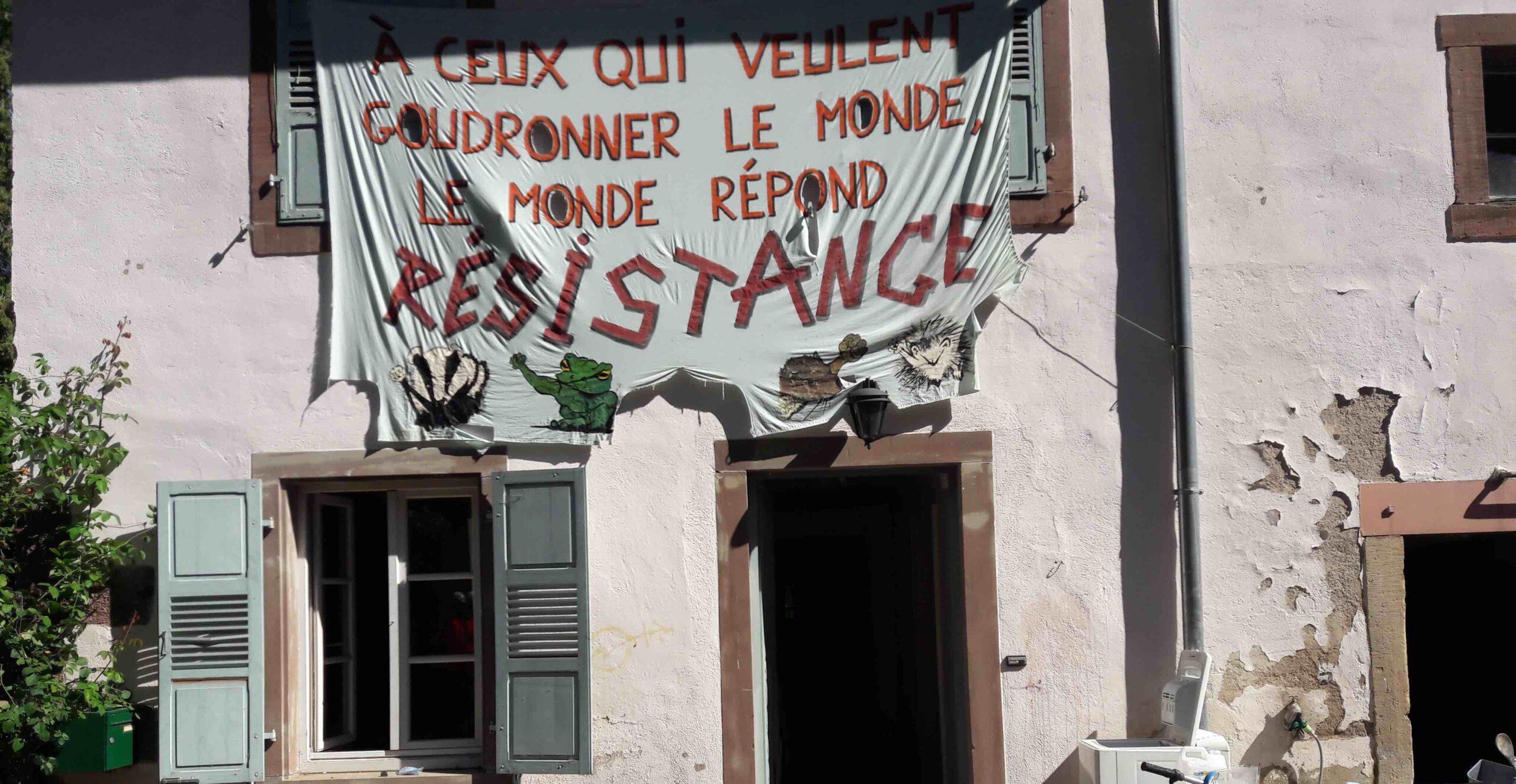 ZAD de Kolbsheim (France)