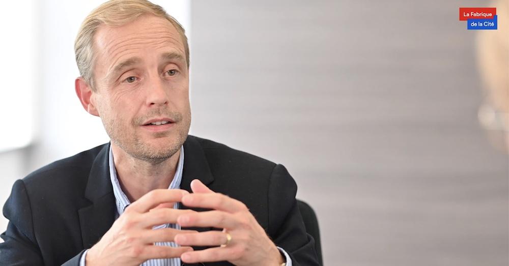 Paroles d'élus : Olivier Gacquerre, maire de Béthune